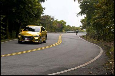 Hyundai Elantra Sport改裝企劃(一)----PART.3台灣先生陳軍華試駕