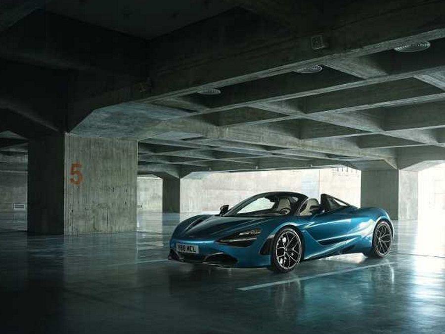 不因敞篷而妥協的性能,McLaren 720S Spider強勢登場!