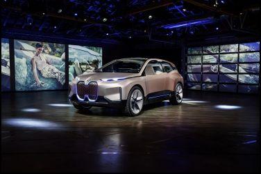 不是夢  未來科技2021確定量產!!   BMW Vision iNext(上)