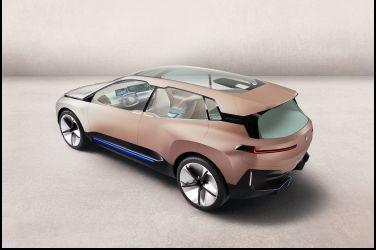 不是夢  未來科技2021確定量產!!   BMW Vision iNext(下)