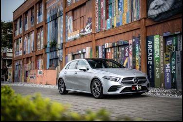 A級玩家  Mercedes-Benz A250