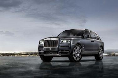 王者莫過於此 Rolls-Royce Cullinan