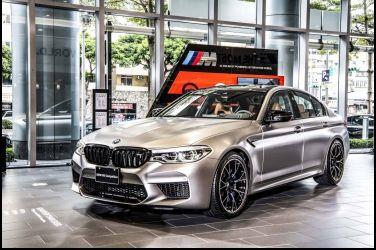 終極王者BMW M5 Competition