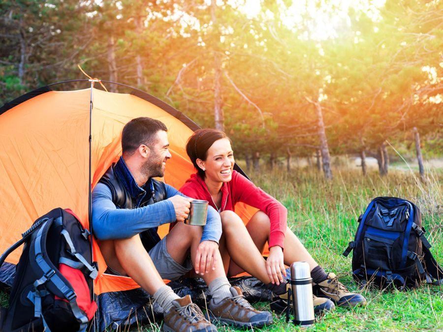露營就是享受大自然與家人共處時光 不一定要拚裝備!