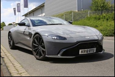 硬派的擁護者Aston Martin Vantage S