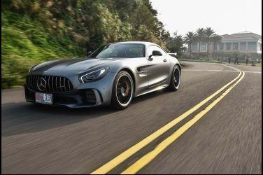 賽道專家Mercedes-AMG GT R