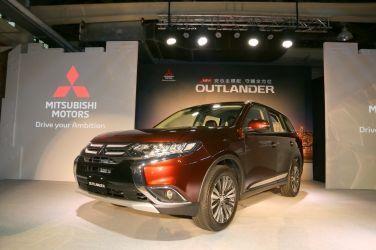 主動安全升級到位!2019 Mitsubishi Outlander