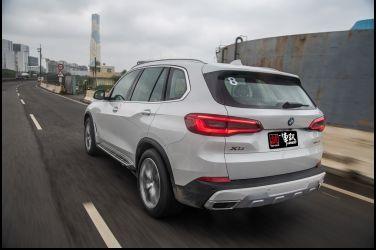 開山祖師爺  BMW X5 40i旗艦版(下)
