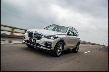 開山祖師爺  BMW X5 40i旗艦版(上)