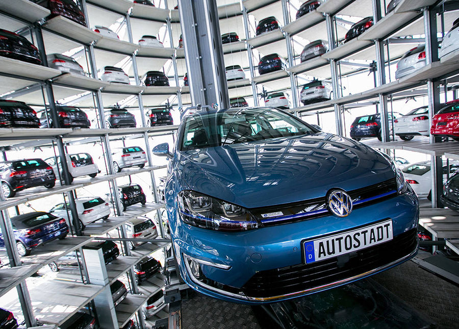 中古車風暴後續更新,VW召回6700輛測試車