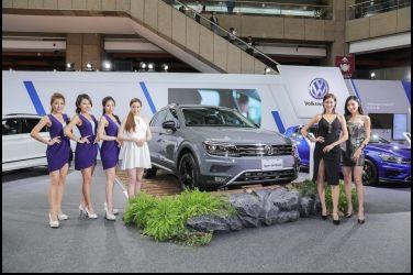 個性風當道  Tiguan OFFROAD、Tiguan / Golf R Black Style聯袂出擊 !!