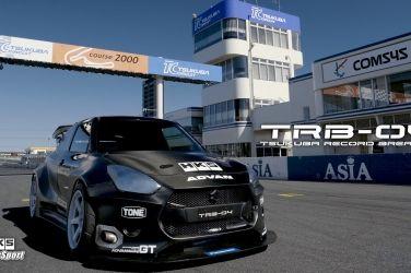 HKS TRB-04紀錄刷新中 最極致的前輪驅動車
