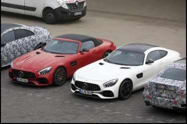 Mercedes-AMG GT 53最大動力還是有435hp