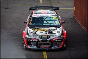 WTAC單圈式樣打造   600hp Honda Integra DC2
