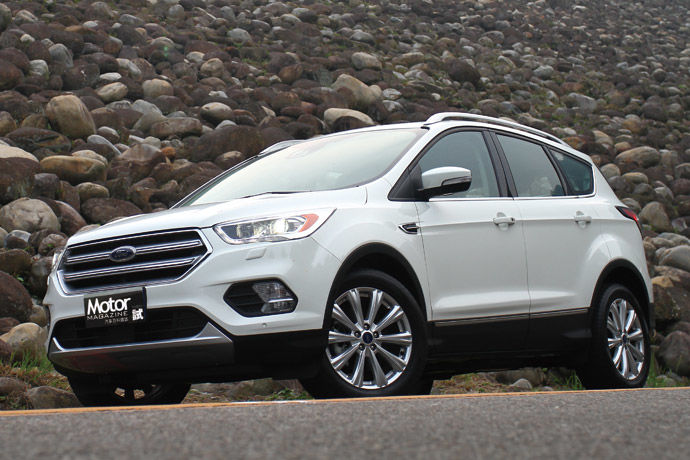 聰穎智能 動靜皆型    19年式 Ford Kuga全新價格 智慧升級