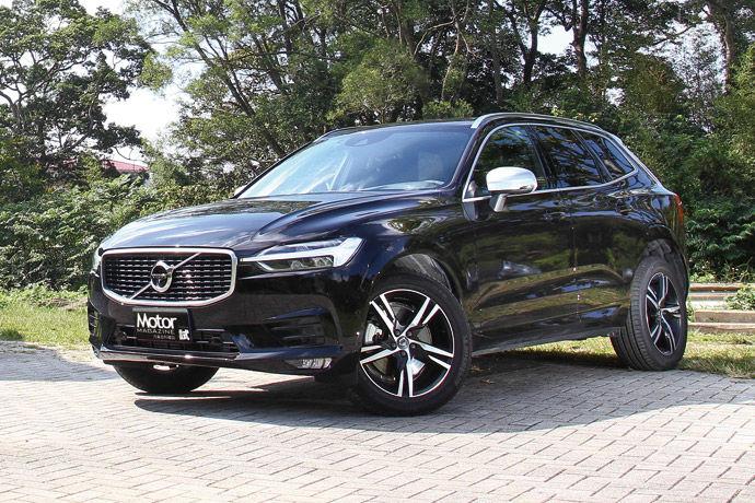 運動休旅風潮來襲    Volvo XC60 T5 R-Design