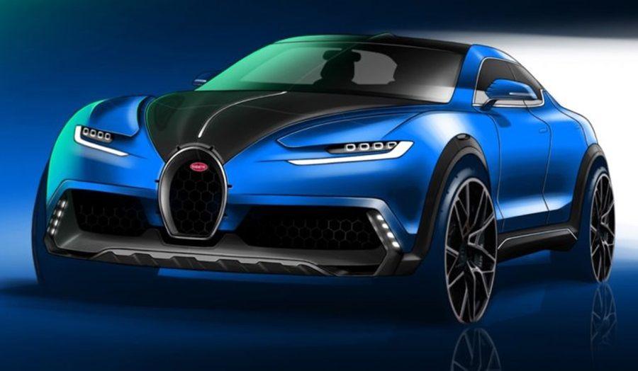 這個世界不需要Bugatti SUV!但可能是現在進行式!