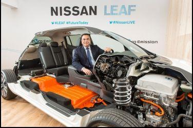 汽車傳奇經理人Carlos Ghosn被捕背後的法日政治角力戰!!(下)