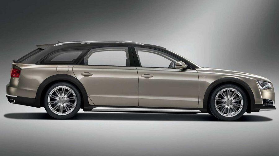義大利改裝廠打造了搭載W12引擎的Audi A8 Avant Allroad?