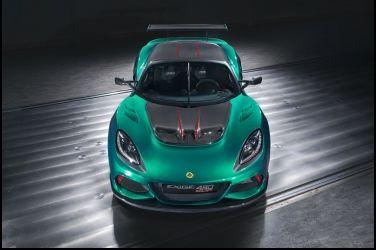終極賽道機器   Lotus Exige 430 Cup