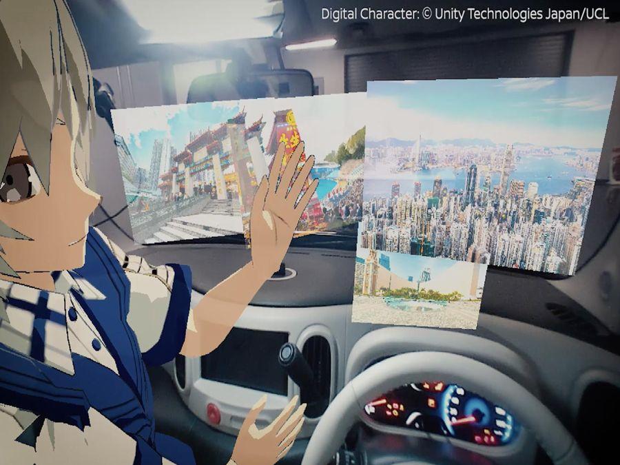 Nissan的虛擬實境新科技讓宅男夢想成真??