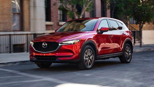 2019年01月 Mazda 馬自達全車系中古車行情表