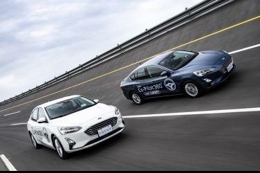 驚鴻一瞥  大改款Ford Focus ARTC初體驗