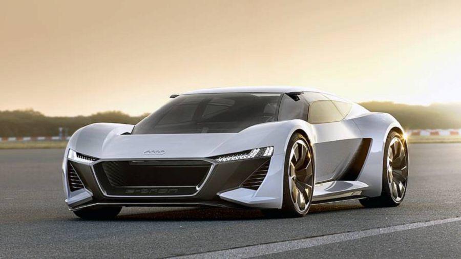 Audi證實將讓PB-18電動概念超跑付諸限量生產!
