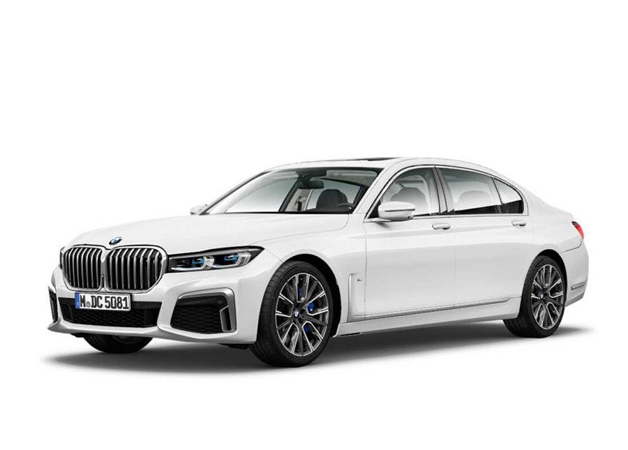 發表前的插曲?2020年式BMW 7系列外觀照流出!