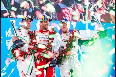 Formula E 全新賽季 第二站-摩洛哥馬拉喀什登場