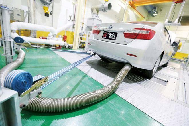 汽車規格大解讀-動力數據:油耗測試值