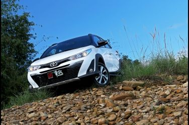 跨界小野鴨  Toyota Yaris Crossover(上)