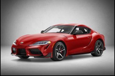 牛魔王正式現身   全新5代目Toyota Supra發表!!