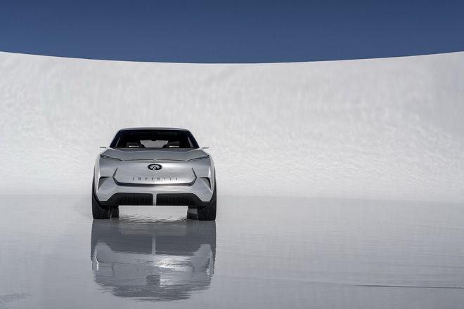 2019底特律車展:Infiniti QX Inspiration Concept展示品牌的電動車未來設計語彙