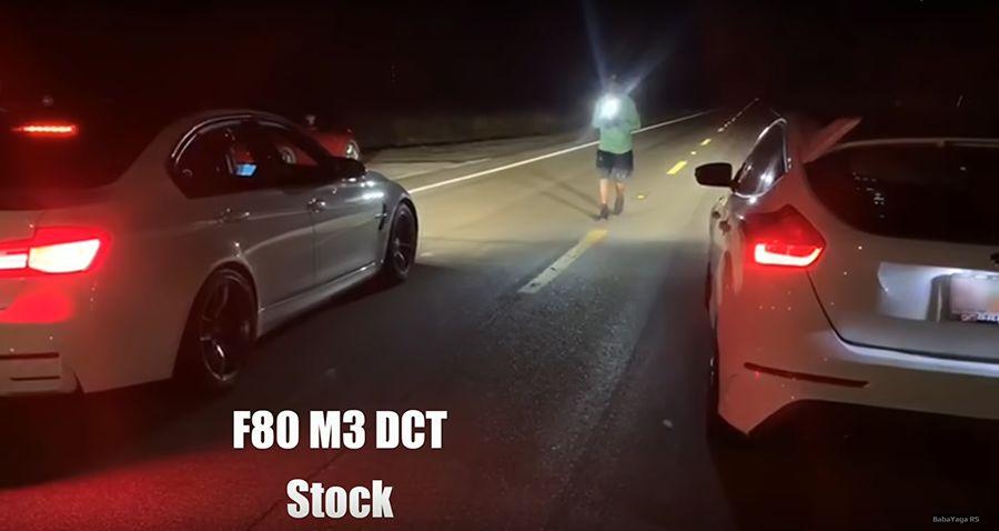 影片/Ford Focus竟敢挑戰BMW M3?四驅渦輪沒在怕的!
