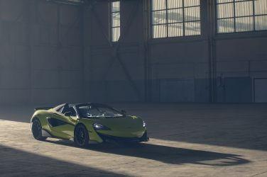 第五長尾!McLaren 600LT Spider