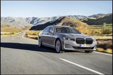 不只水箱罩變大!BMW 7 Series