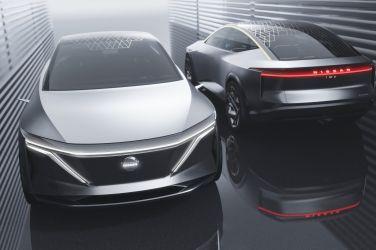 2019北美車展--跨界跑房電動車!Nissan IMs Concept