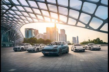 2018年Porsche 台灣市場交出3,396輛的亮眼成績單