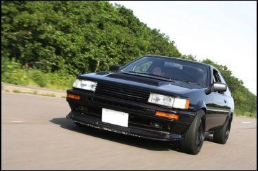 高轉魔王VTEC F20C換裝  Toyota AE86重獲新生!!