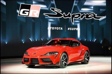 賣你一份情懷   Toyota Supra你買不買單?(下、本世流著藍白螺旋漿的血)