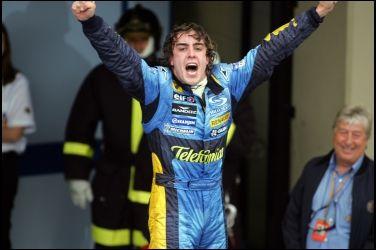 [F1專題] 個性決定命運? Alonso F1生涯回顧