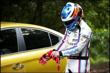 Hyundai Elantra Sport改裝企劃(二)----PART.2 絕佳的安定感 !!  台灣先生陳軍華試駕改裝Elantra Sport