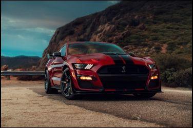 沒有馬的野馬比較快! Ford Mustang Shelby GT500