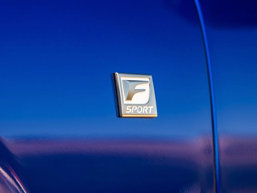 開闢藍海?Lexus有意發展F系列SUV