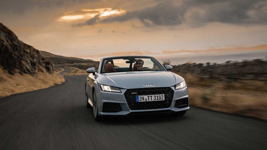 20歲生日!Audi推出「TT 20th Anniversary Edition」紀念版車型