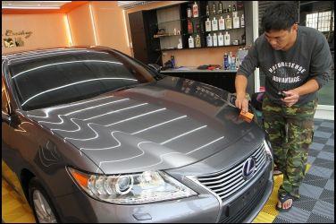 [車漆專題] 揭開車漆鍍膜的神秘面紗  有鍍就免打蠟 ?