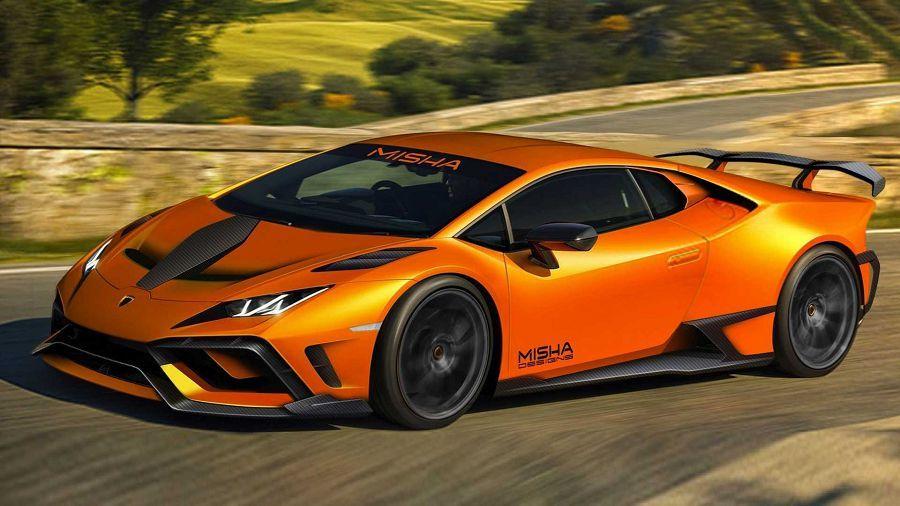 Misha Design替Lamborghini Huracan開發的空力套件使其成為真蠻牛