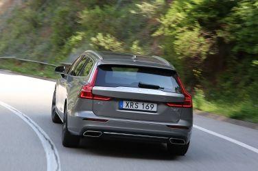 進階的美好  Volvo V60 T6 AWD海外試駕(下)