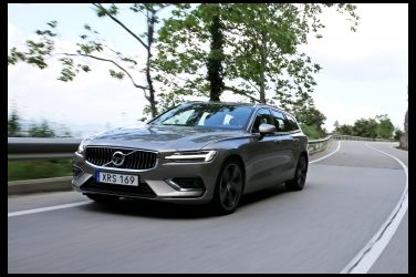 進階的美好  Volvo V60 T6 AWD海外試駕(上)